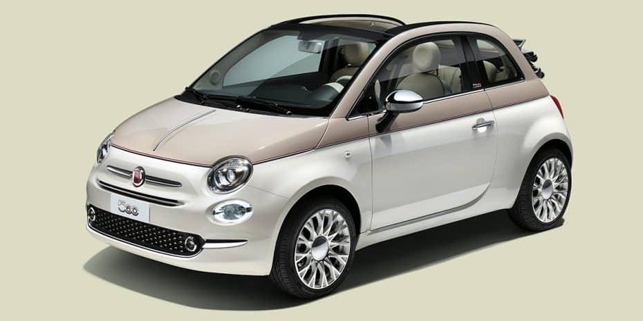 Fiat celebra los 60 años del 500 con una edición muy especial