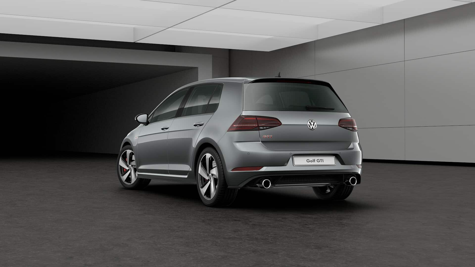 volkswagen introduce el golf gti performance con 245 cv. Black Bedroom Furniture Sets. Home Design Ideas