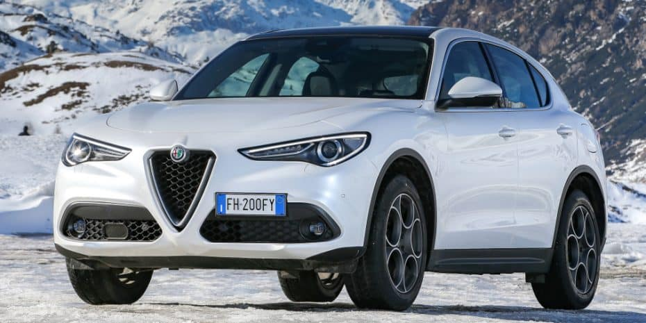 El Alfa Romeo Stelvio llega con promociones: 10.000 € de ahorro