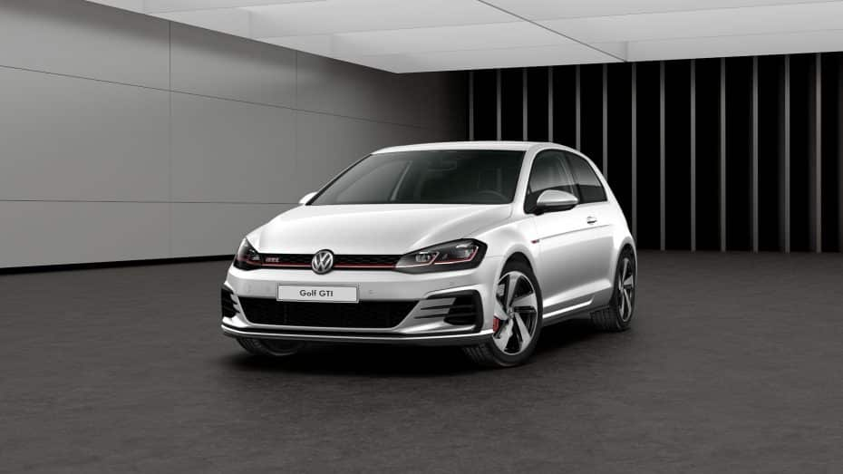 Volkswagen introduce el Golf GTI Performance: Con 245 CV