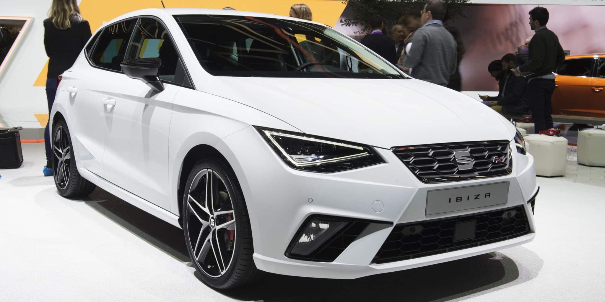 La quinta generación del SEAT Ibiza, uno de los protagonistas de Ginebra