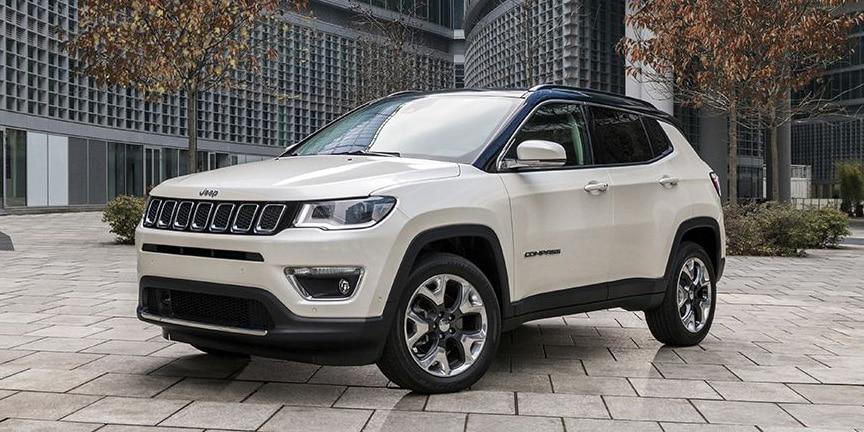 El Jeep Compass ya está a la venta: Sólo en versión «Opening Edition»