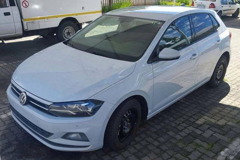 Pillado sin camuflaje el ¿nuevo Volkswagen Polo?