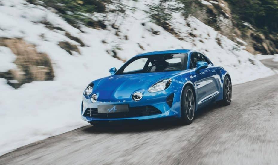El Alpine del Siglo XXI promete emociones fuertes con sus 252 CV y un peso realmente contenido