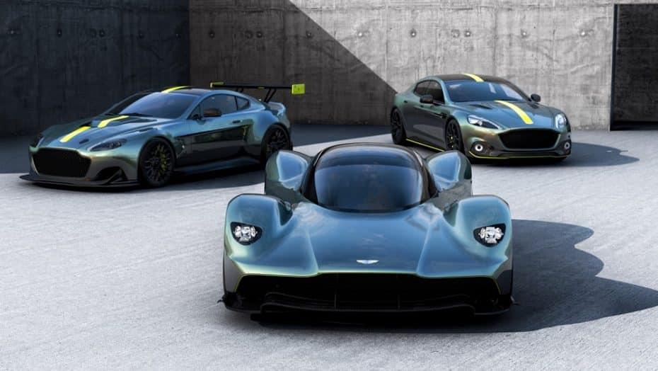 Los Aston Martin AMR heredarán todo de la competición: Lo veremos en todos los modelos y ¡Cuidado!