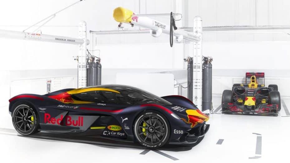 No es un Fórmula 1, es el Aston Martin Valkyrie: Así suena su poderoso V12 Cosworth atmosférico