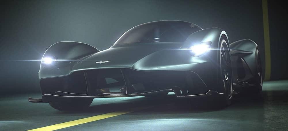 Aston Martin Valkyrie: El 'hypercar' británico ya tiene nombre y en este vídeo se muestra ¡Espectacular!