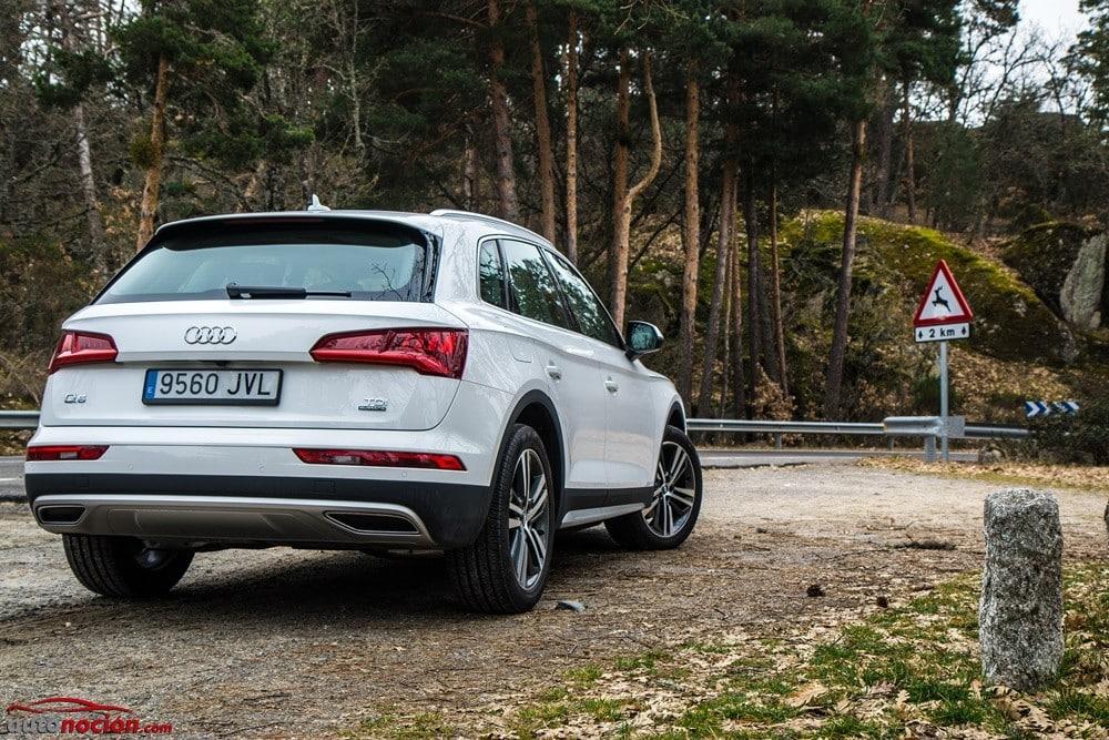 Audi Q5 2.0 TDI 190 CV (4)