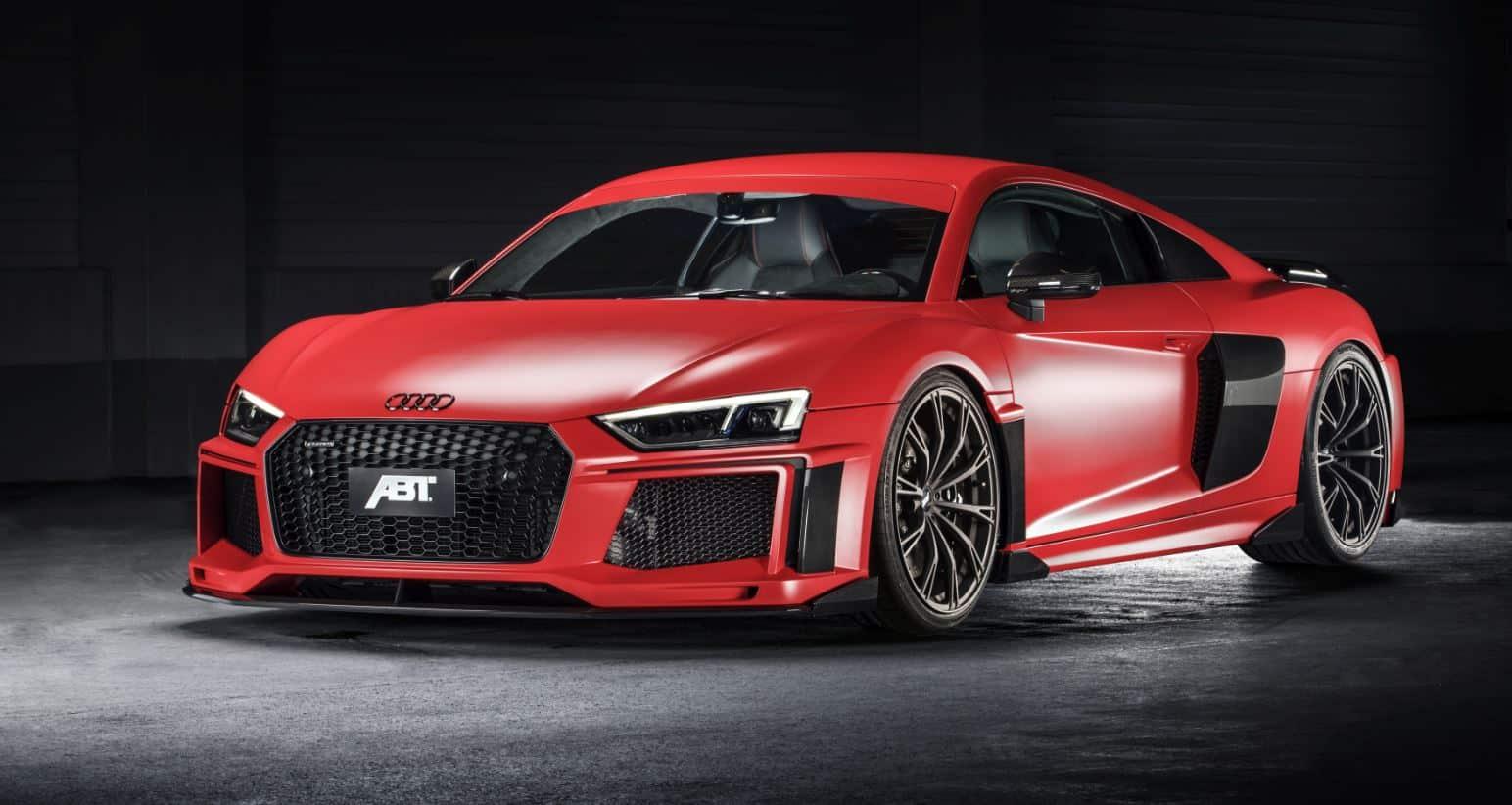 Audi R8 ABT 6