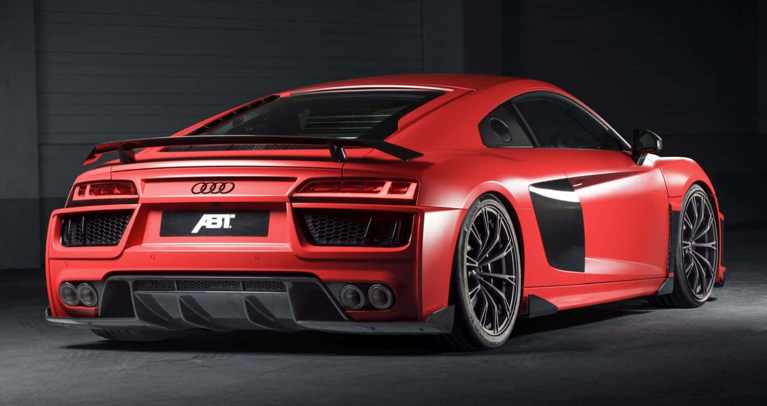 Audi R8 ABT 7