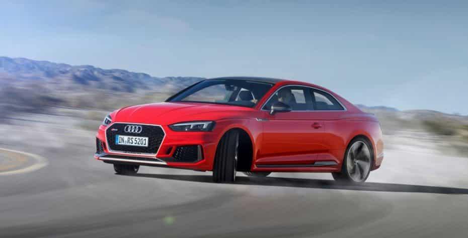 Así es el nuevo Audi RS 5 Coupé: Un 2.9 TFSI biturbo de 450 CV desde 99.300 euros