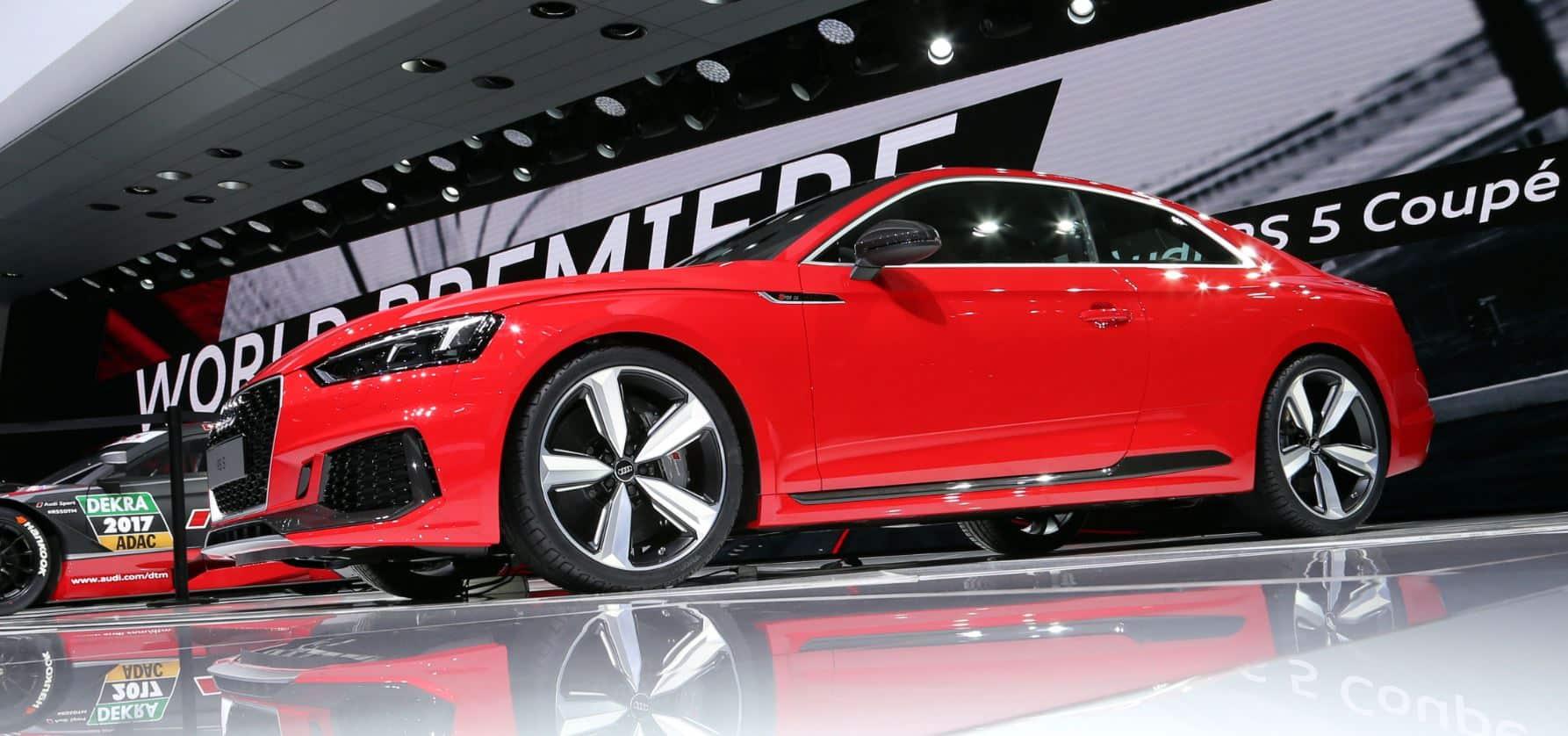 Ofensiva Audi: Habrá 8 nuevos modelos y 6 versiones RS antes de 2019 ¡Y ojo a este revelador boceto!