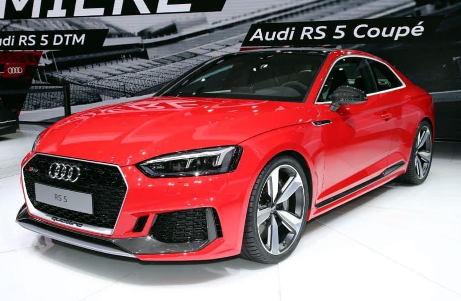 Así son el Audi RS 5 Coupé y sus 450 CV en persona…
