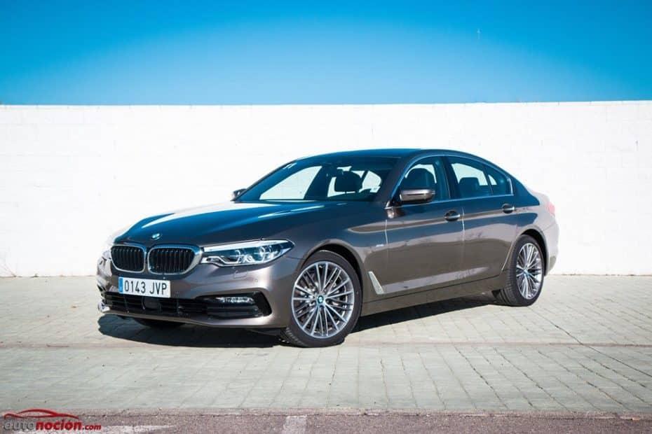 Contacto BMW Serie 5 530i Steptronic Sport Line: Espacioso, potente y rozando la perfección