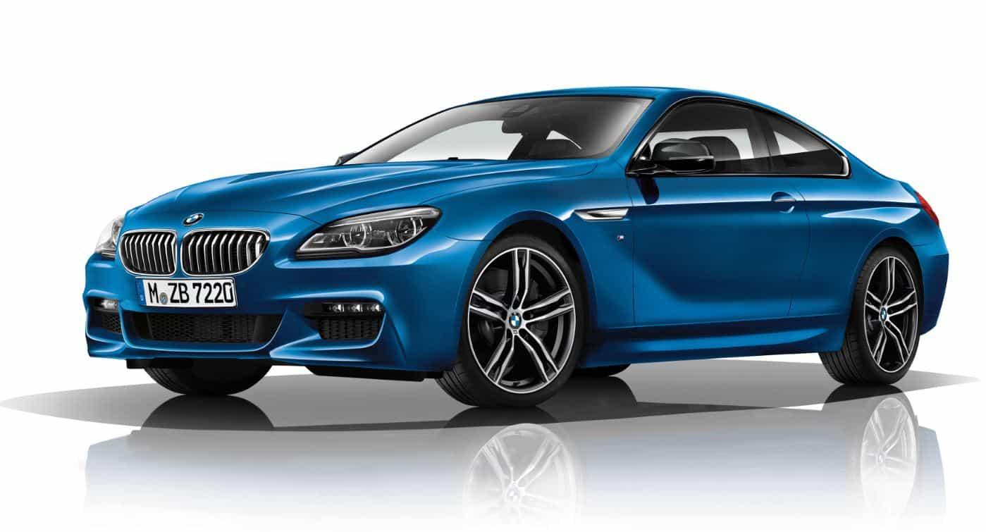 BMW Serie 6 M Sport Limited Edition: Más allá del paquete deportivo M
