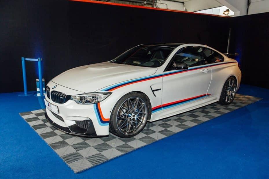 Este BMW M4 Magny-Cours Edition se vende por 180.000, eso sí, viene con dos sorpresas