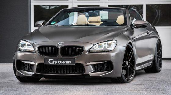 BMW M6 Cabrio por G-Power (11)