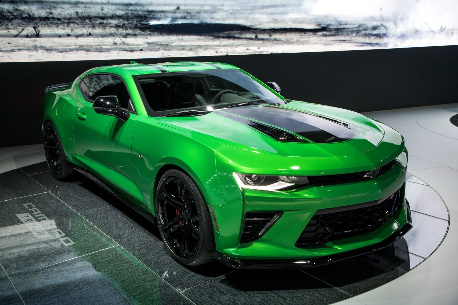 Chevrolet Camaro Track concept-6