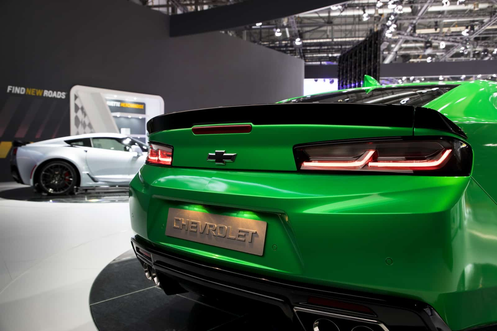Chevrolet Camaro Track concept-9