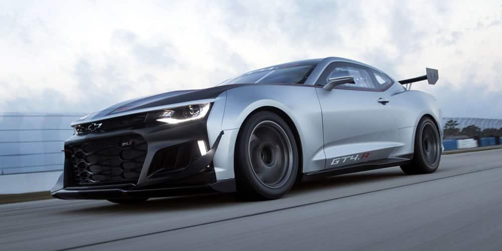 Chevrolet Camaro GT4.R: Si el ZL1 1LE es una bestia, imagina su variante de competición