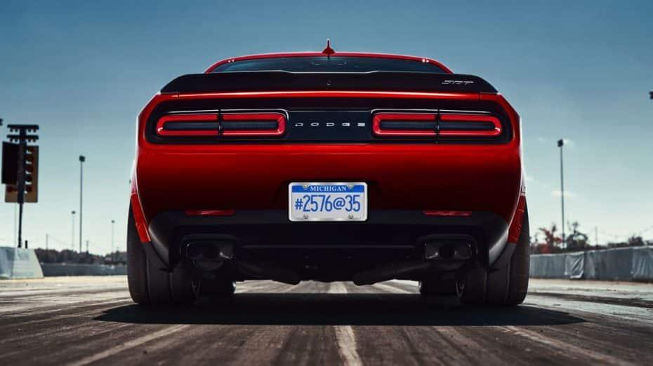 Dodge nos revela el avanzado Launch Control del Challenger SRT Demon entre demoniacos bramidos