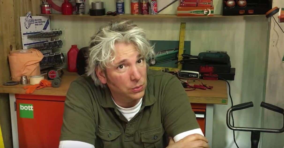 """La """"guerra"""" de Joyas sobre ruedas: Los fans de Edd China amenazan a Mike Brewer por el """"fin"""" del programa"""