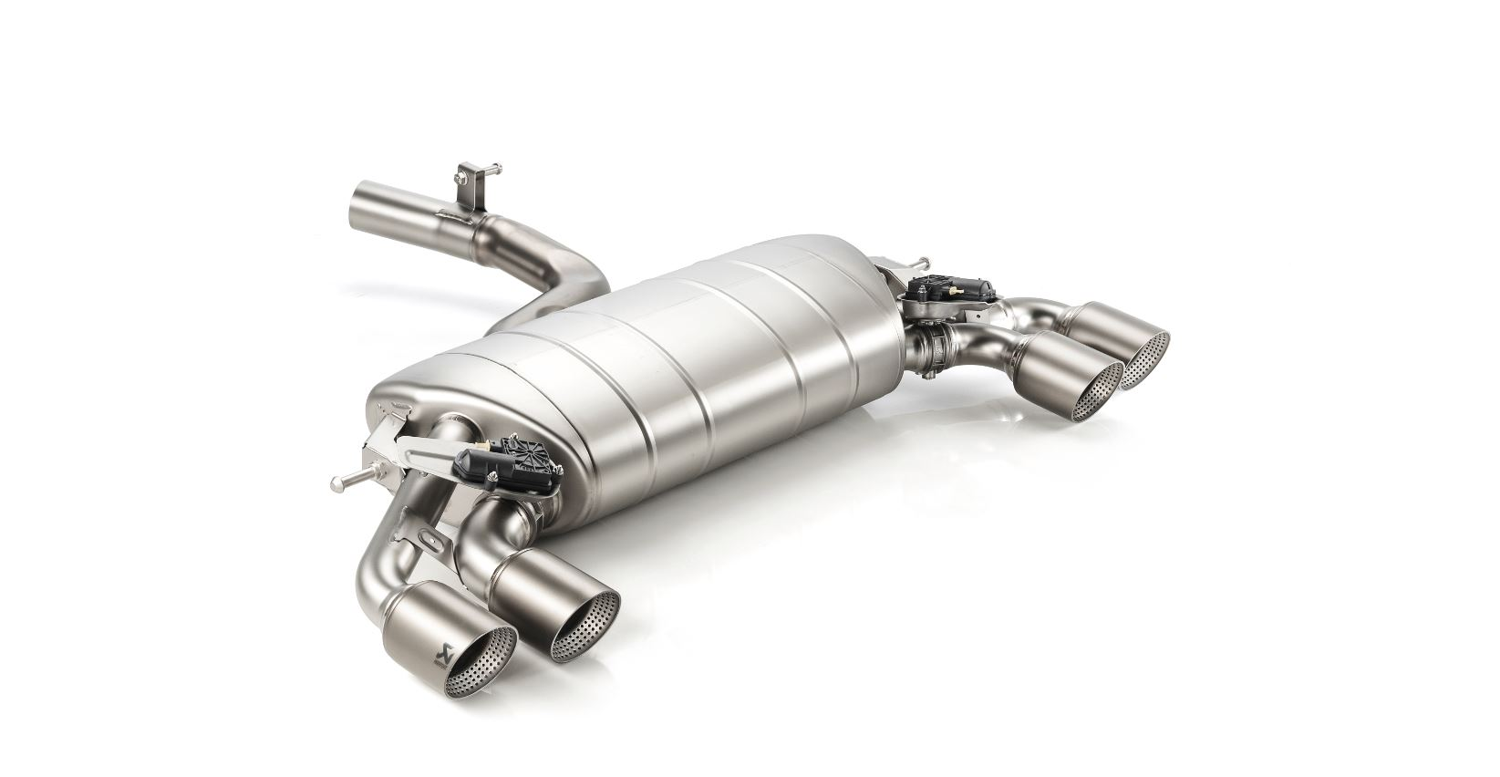 Escape Golf R Akrapovic 10