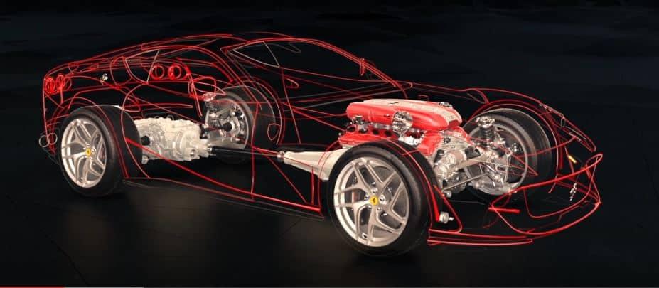 Ojo a los secretos del Ferrari 812 Superfast: Cuando veas estos 4 vídeos soñarás con él