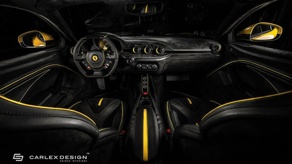 Ferrari F12 tdf por Carlex Design (8)