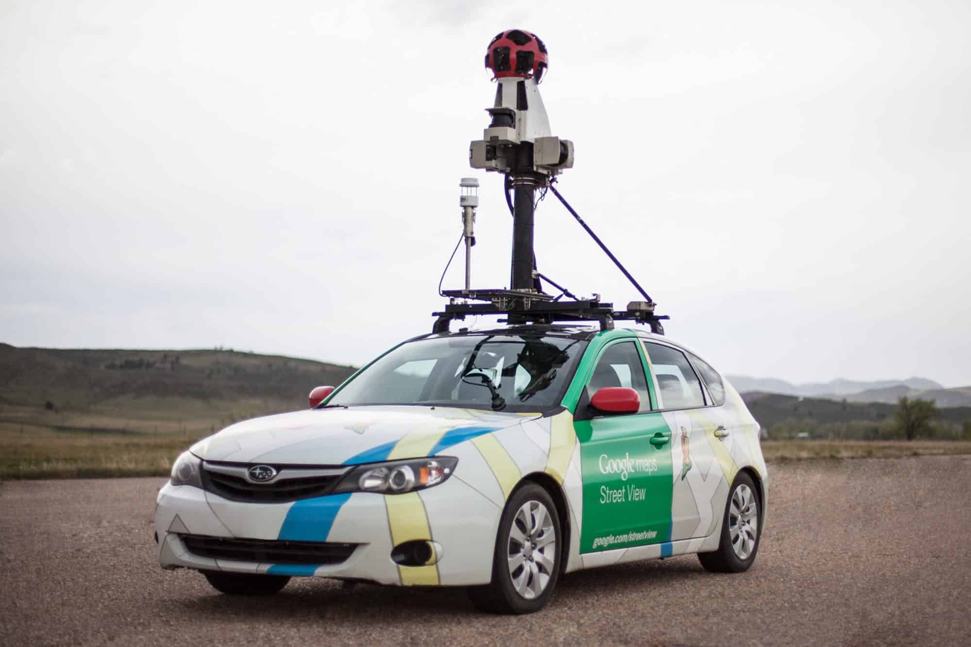 Google Street View-1
