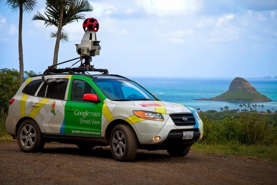 Ahora los coches de Google 'Street View' son capaces de hacer algo más que fotos ¿Sabes lo que es?