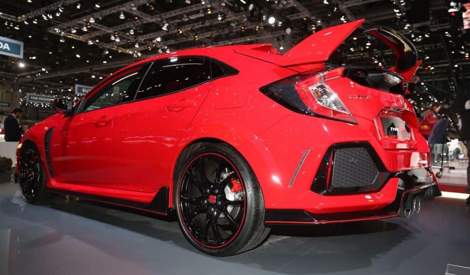 El nuevo Honda Civic Type R gana enteros en persona: Mejorando lo que ya era bueno…