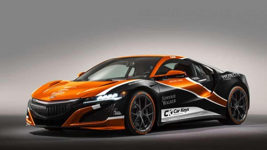 ¿Qué tal les sentaría a los deportivos de élite la pintura de los monoplaza de Fórmula 1?