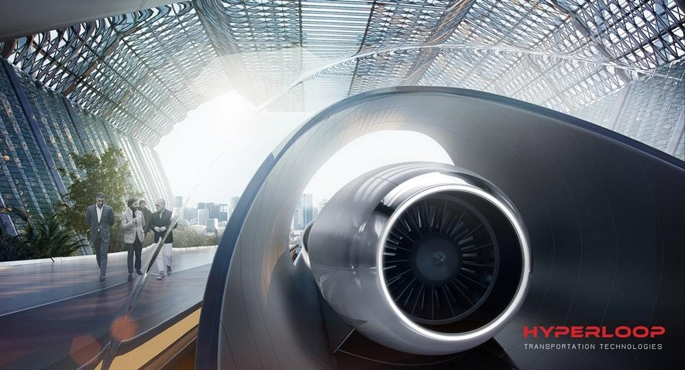 El Hyperloop de los 1.200 km/h será una realidad: La primera cápsula ya se está fabricando