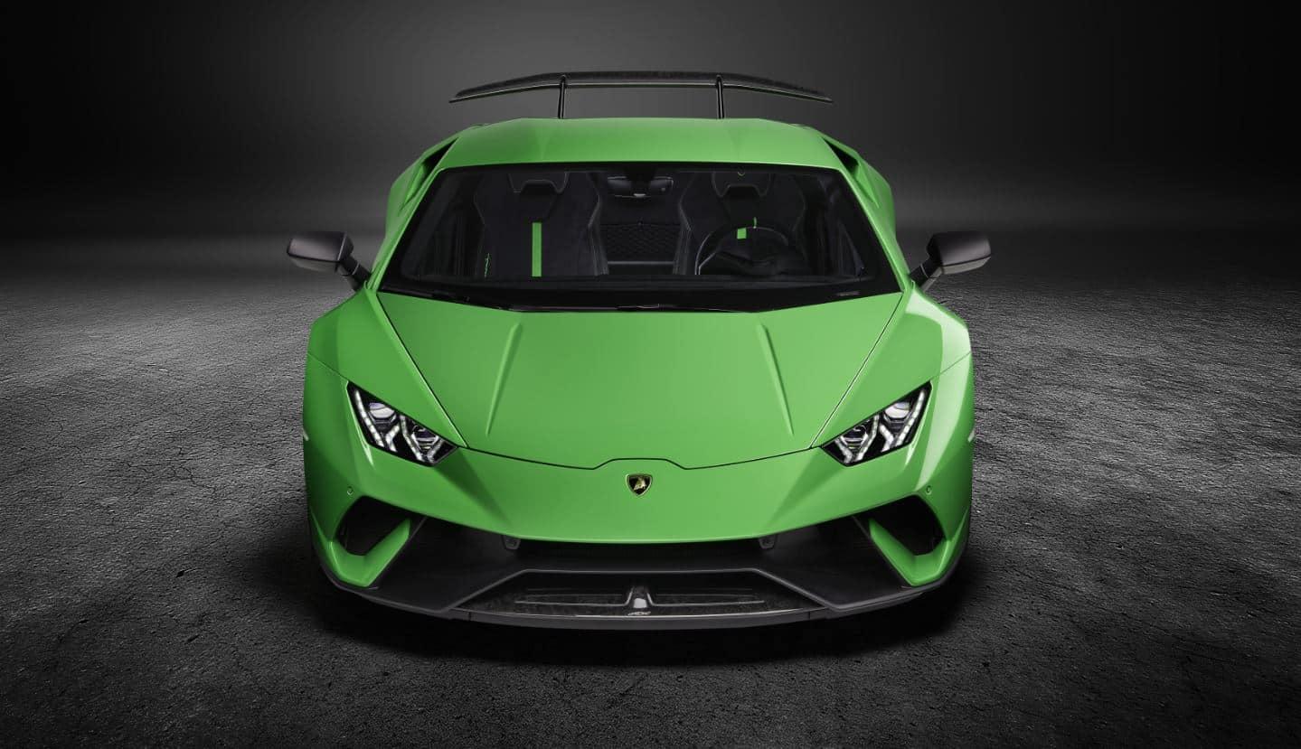 Lamborghini Huracán Performante 11