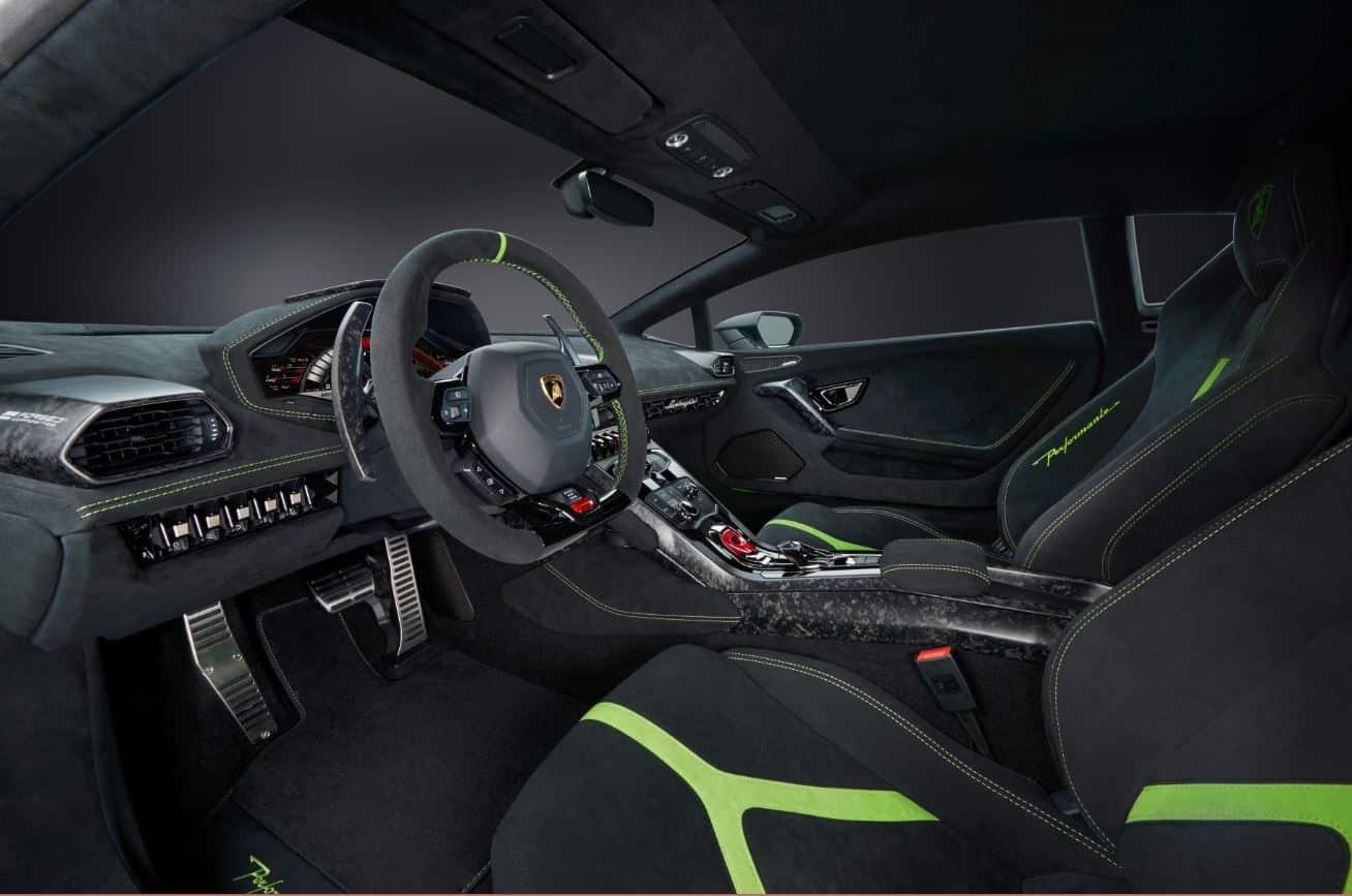 Lamborghini Huracán Performante 12