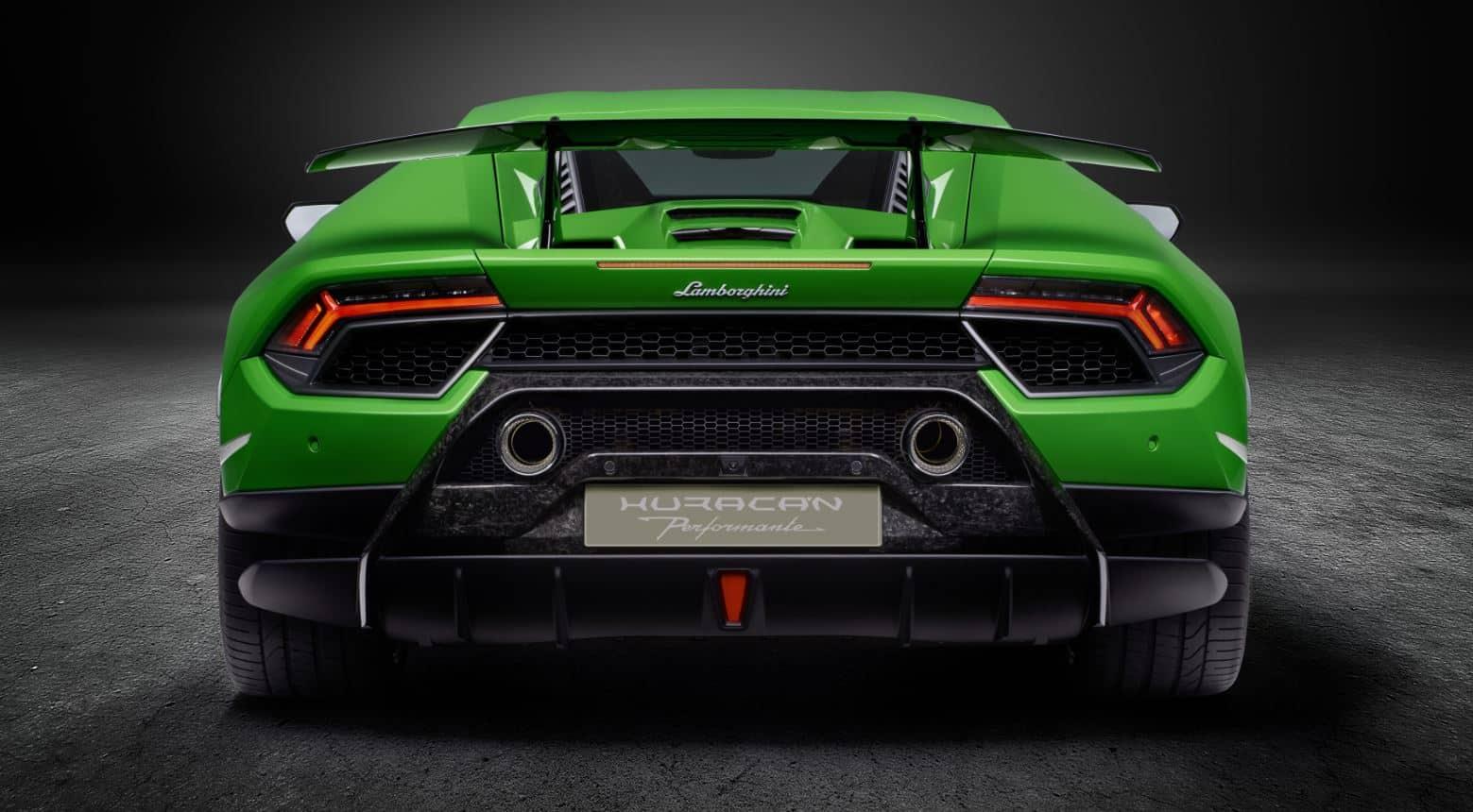 Lamborghini Huracán Performante 13