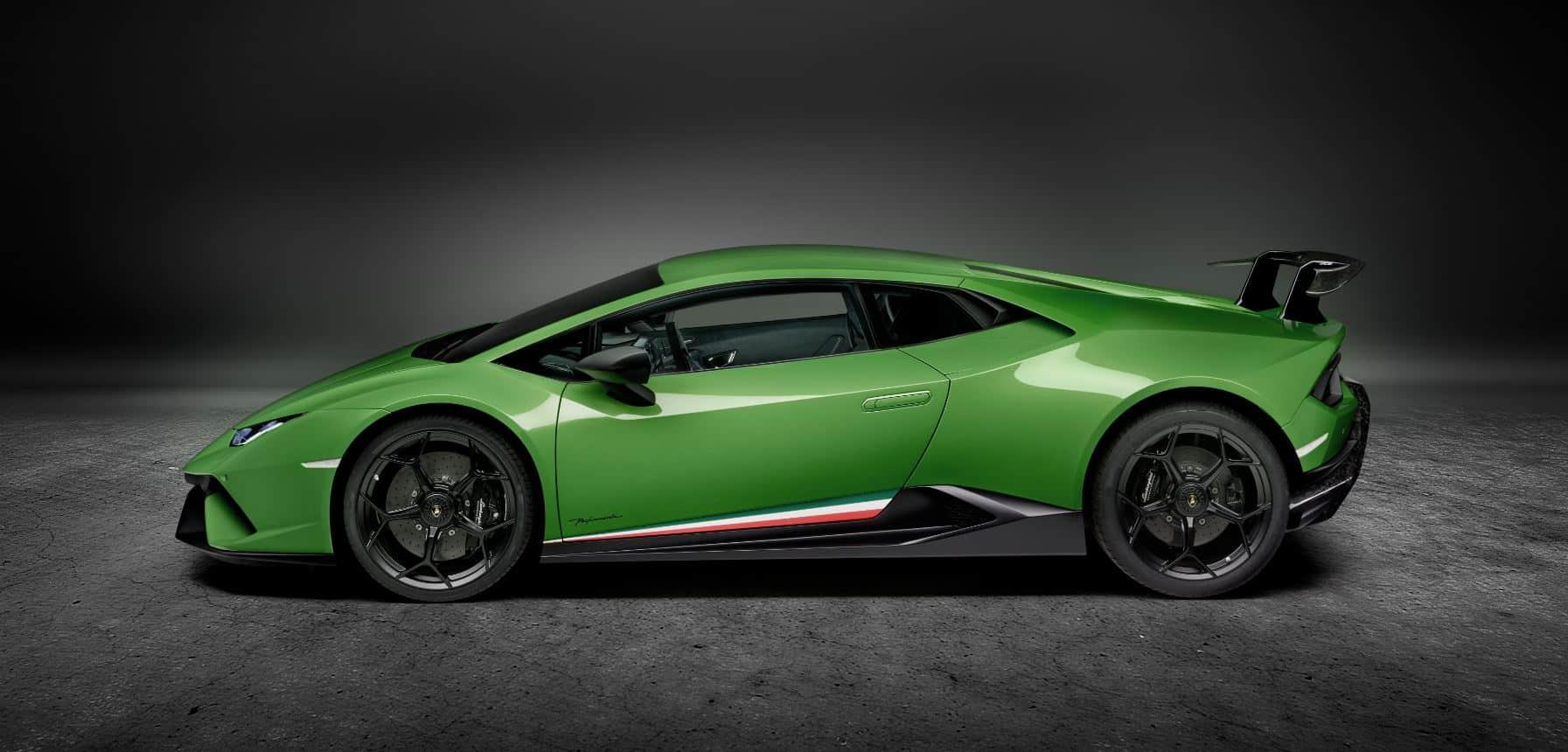 Lamborghini Huracán Performante 14