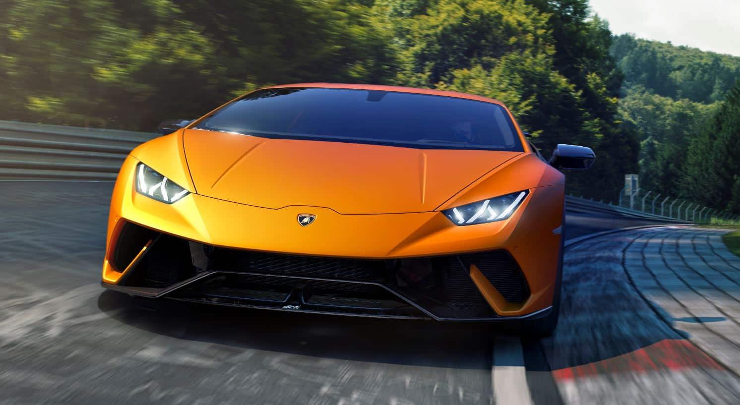 Lamborghini Huracán Performante 3