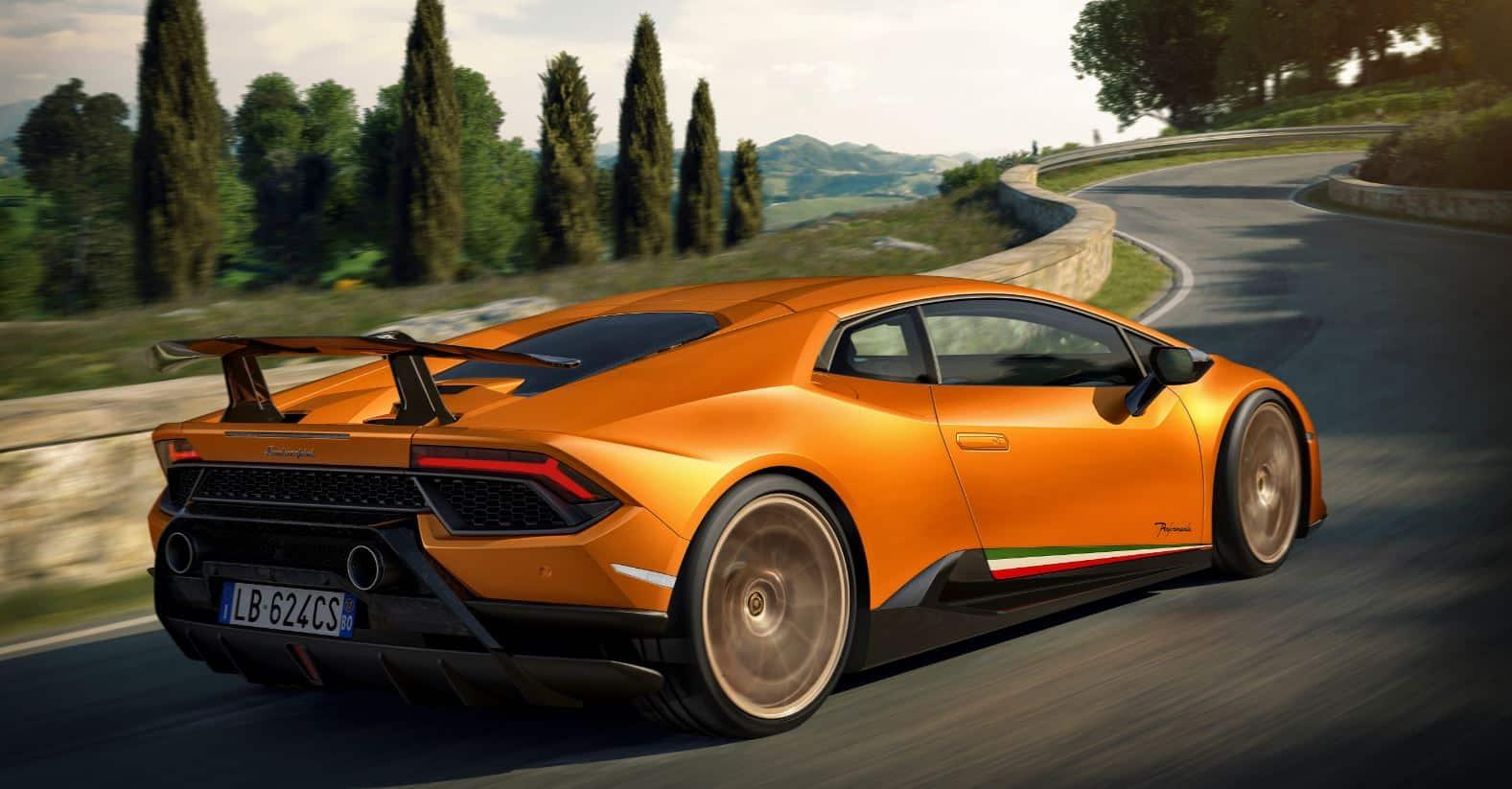 Lamborghini Huracán Performante 5
