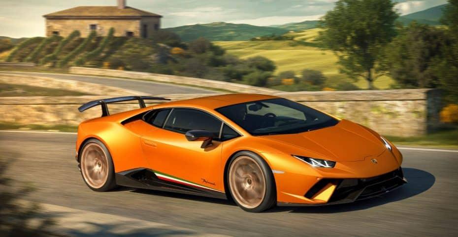 Éxito es que en sólo tres años se hayan fabricado más Huracán que modelos Lamborghini antes de 1999