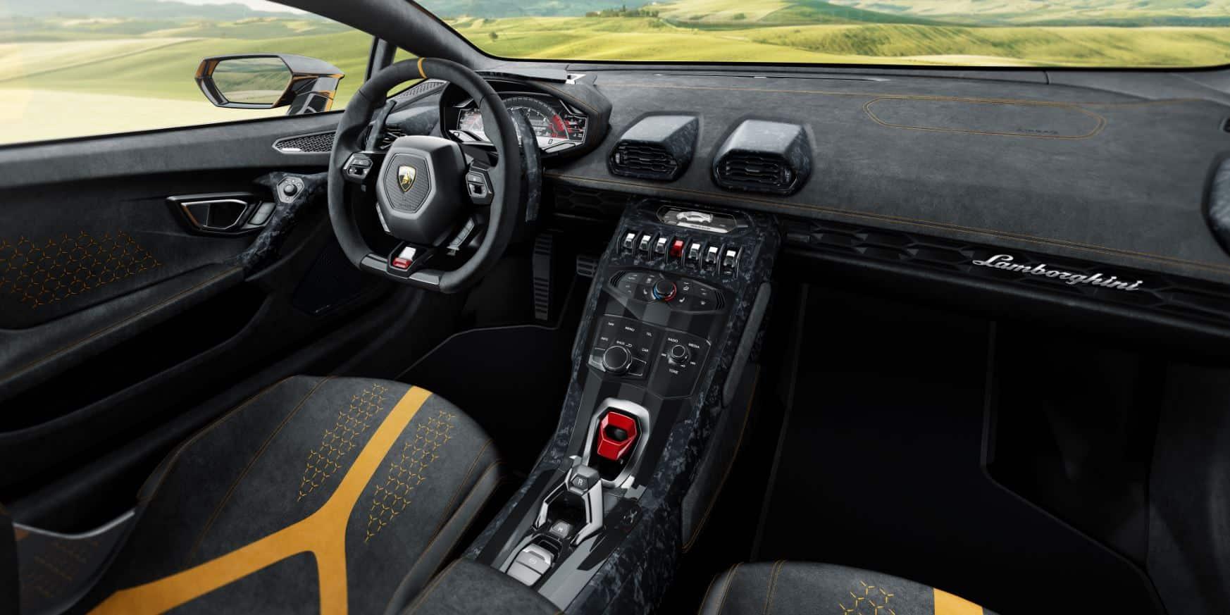 Lamborghini Huracán Performante 8