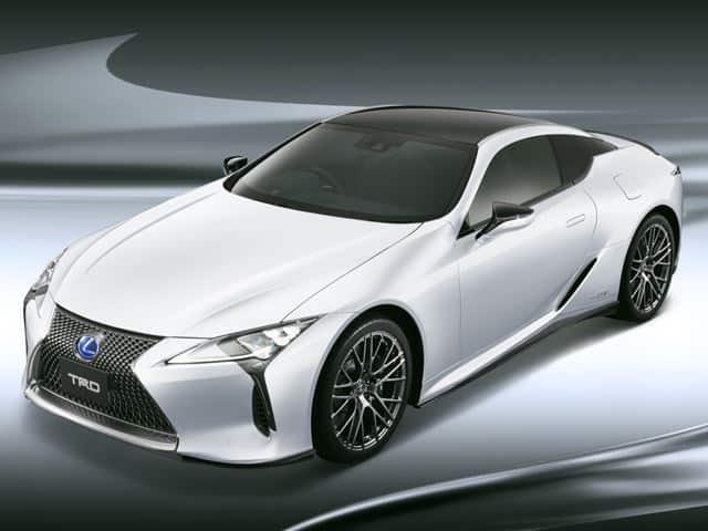 Toyota Racing Departament nos trae un Lexus LC500 y LC500h más atractivo y con más garra
