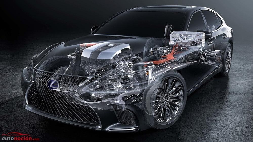 Lexus LS 500h (41)