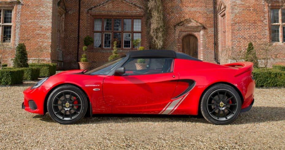 Lotus Elise Sprint: Porque menos es más…