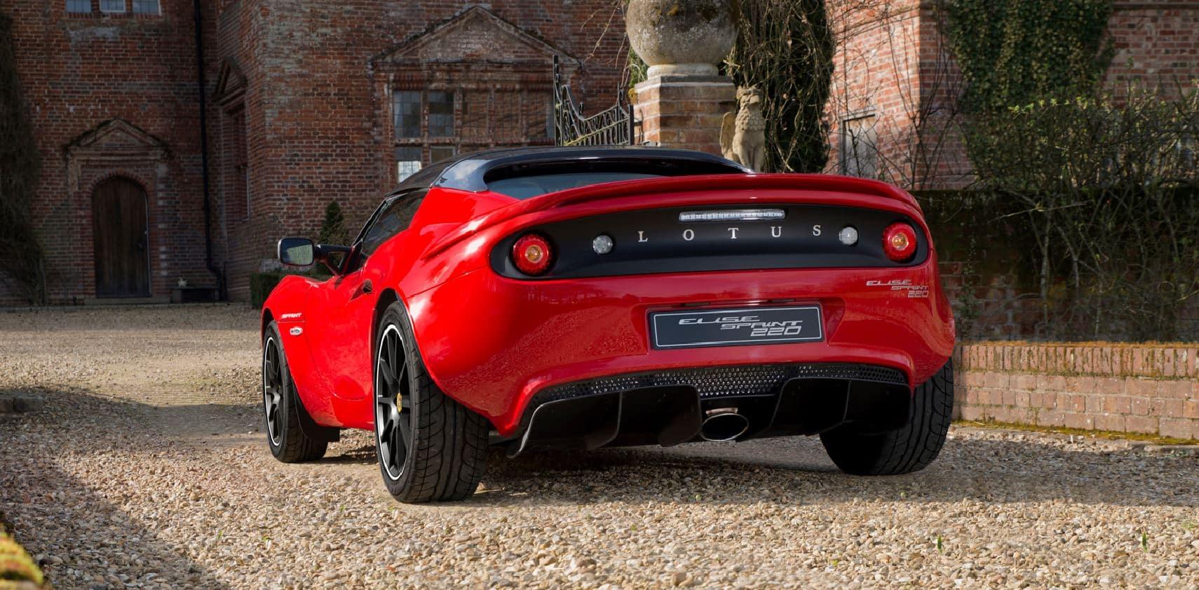 Lotus Elise Sprint 220 3