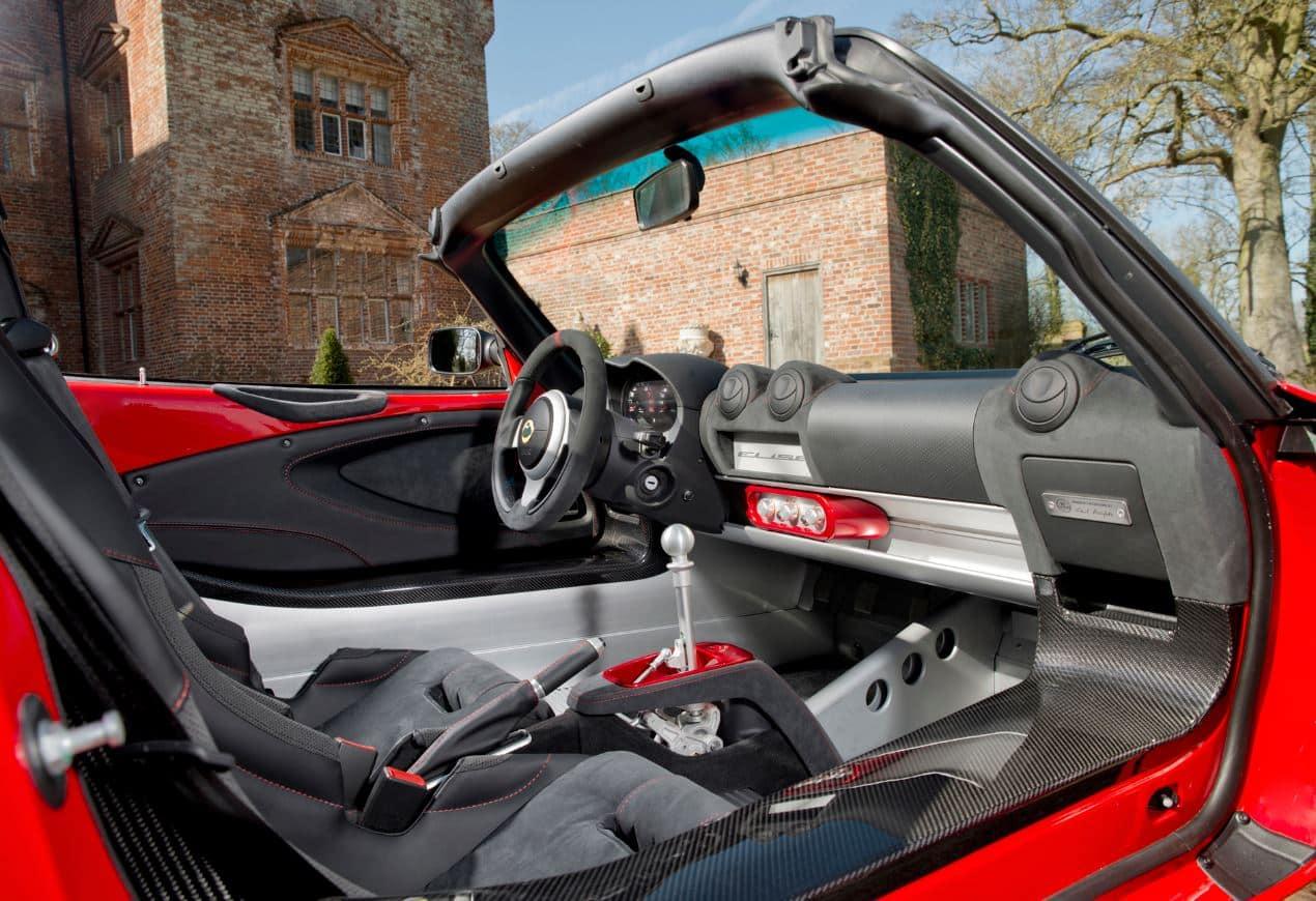 Lotus Elise Sprint 220 4