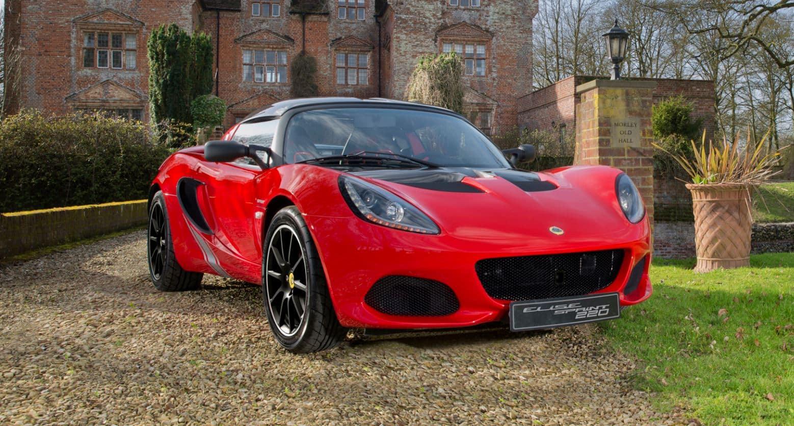 Lotus Elise Sprint 220 7