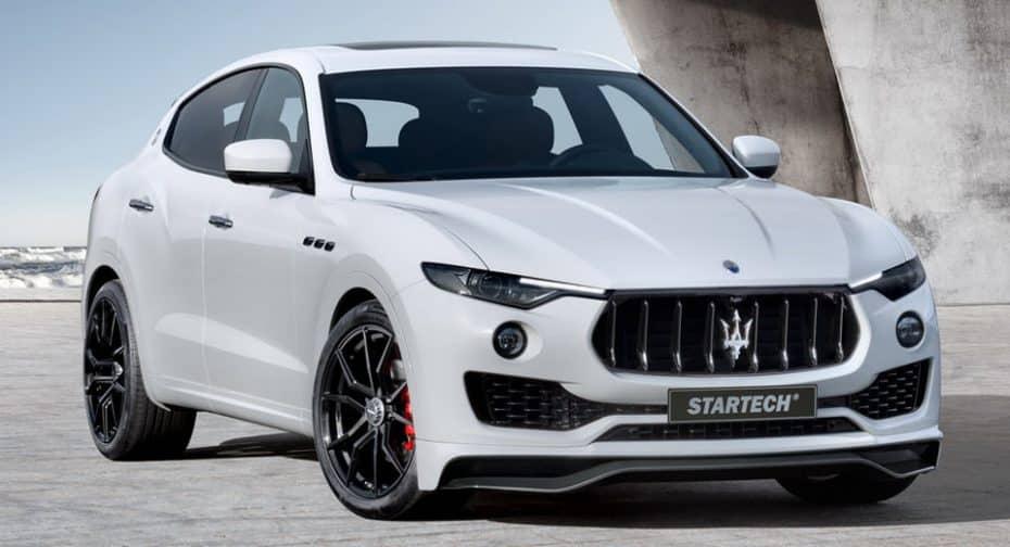 Startech ha tomado el nuevo Maserati Levante para transformarlo en el SUV deportivo definitivo