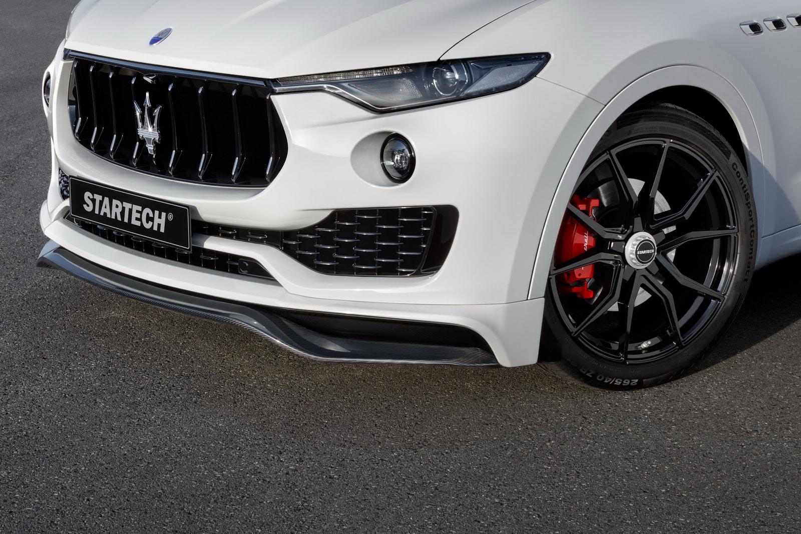 Maserati Levante Startech-5